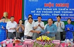Phú Quốc khởi động đề án xây dựng thành phố thông minh
