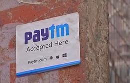 Khủng hoảng tiền mặt ở Ấn Độ: Dịch vụ thanh toán điện tử hưởng lợi