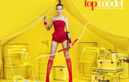 Siêu mẫu Thanh Hằng tiếp tục làm host Vietnam's Next Top Model mùa 7