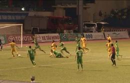 Vòng 18 V.League 2016: FLC Thanh Hóa ngược dòng ngoạn mục