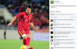 Thành Lương và những dấu ấn trong màu áo ĐT Việt Nam