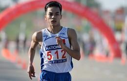 Đường đến Olympic Rio 2016 của VĐV đi bộ Nguyễn Thành Ngưng