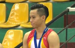 VĐV Lê Thanh Tùng - Gương mặt nổi bật tại giải vô địch TDDC quốc gia 2016