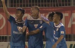 Vòng 22 V.League: Vượt qua XSKT Cần Thơ, Than Quảng Ninh áp sát ngôi đầu