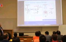 Trí thức trẻ Việt Nam tại CH Czech tham gia hội thảo khoa học