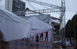 Đà Nẵng: Gấp rút khắc phục thiệt hại công trình ABG5 sau bão