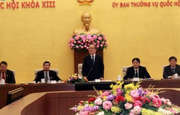 Chủ tịch Quốc hội gặp mặt các thầy thuốc trẻ