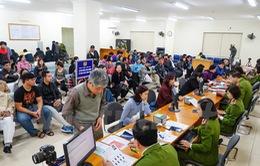Hà Nội: Hơn 1.000 người dân đăng ký cấp căn cước công dân