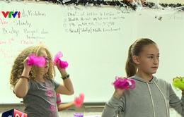Giáo dục thể chất giúp học sinh phát triển toàn diện