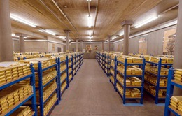 Ngân hàng Trung Quốc mua hầm vàng 2000 tấn tại London
