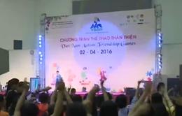 Việt Nam lần đầu tổ chức ngày hội thể thao cho người tự kỷ