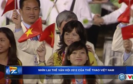 Olympic Rio 2016: Nhìn lại Thế vận hội 2012 của Thể thao Việt Nam