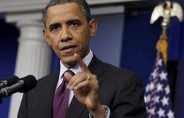 Tổng thống Mỹ loại bỏ khả năng đưa quân tới Syria