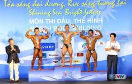 Ngày thi đấu thứ 4 ABG5 - 2016: Thể hình bãi biển Việt Nam giành 4 HCV