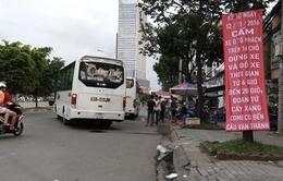 Từ 12/11, cấm xe khách dừng, đỗ trên đường Điện Biên Phủ (TP.HCM)