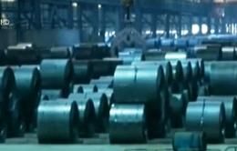 Ngành thép Trung Quốc sa thải hàng nghìn lao động
