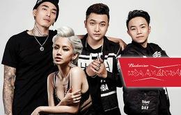 Yanbi lập nhóm cùng Yến Lê chinh chiến tại The Remix 2017