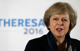 Bà Theresa May cam kết đưa Anh rời EU thành công nếu được làm Thủ tướng