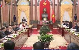 Chủ tịch nước dự tổng kết quy chế phối hợp giữa Chủ tịch nước và MTTQ