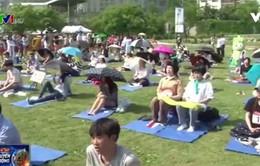 Độc đáo cuộc thi cai nghiện công nghệ tại Hàn Quốc
