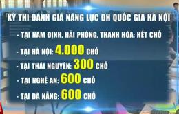 ĐHQG Hà Nội đóng cổng đăng ký thi đánh giá năng lực trước thời hạn