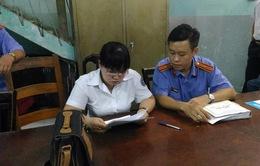 TP. HCM: Bắt nguyên chấp hành viên thi hành án quận 3
