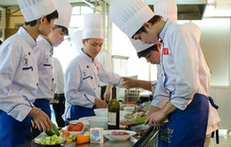 Cuộc thi đầu bếp trẻ tài năng thu hút nhiều đầu bếp chuyên nghiệp