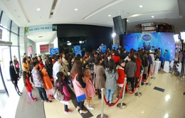 Vietnam Idol Kids 2016 tiếp tục nhận đăng ký vòng sơ tuyển
