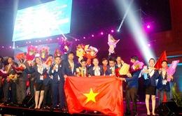 Việt Nam đứng thứ 3 chung cuộc kỳ thi tay nghề ASEAN 2016