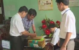 Đề thi THPT Quốc gia 2016 đã đến với cụm thi vùng sâu tỉnh Hòa Bình