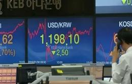 """Cơ chế """"tự ngắt"""" giao dịch khiến thị trường Á-Âu-Mỹ chao đảo"""