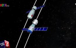 Trung Quốc: Trạm không gian Thiên Cung 1 có thể rơi xuống Trái Đất