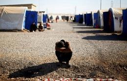 Người dân Iraq sống chật vật trong trại tị nạn