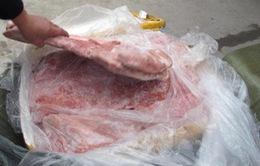 Bình Phước: Thu giữ gần 800 kg sản phẩm động vật không rõ nguồn gốc
