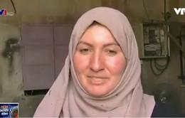 Người phụ nữ thợ rèn bất chấp phân biệt giới tính tại Palestine