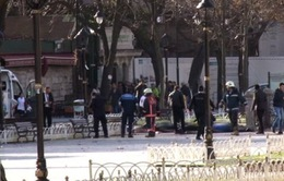 Thổ Nhĩ Kỳ: Nổ lớn ở Istanbul, hàng chục người thương vong