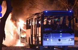 Thổ Nhĩ Kỳ liên tiếp xảy ra các vụ tấn công đẫm máu trong năm 2016