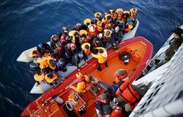 EU nhất trí nhượng bộ Thổ Nhĩ Kỳ để ngăn dòng người di cư