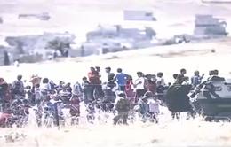 Cảnh sát Thổ Nhĩ Kỳ bắn chết 11 người Syria vượt biên