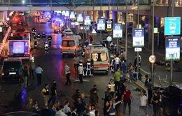 Đánh bom ở Thổ Nhĩ Kỳ: Gần 200 người thương vong, có dấu hiệu của IS