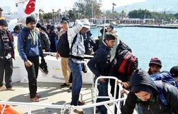 Châu Âu đề nghị hỗ trợ Thổ Nhĩ Kỳ 3,3 tỷ USD để ngăn chặn người di cư