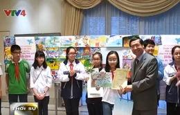 Trao giải Cuộc thi làm thơ Haiku dành cho trẻ em thế giới