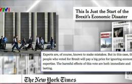 Hậu Brexit, điều gì chờ đợi nước Anh?