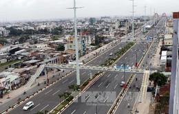 Thông xe tuyến đường Tân Sơn Nhất - Bình Lợi - Vành đai ngoài
