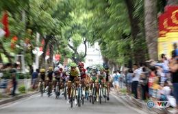 Ảnh: Những khoảnh khắc đẹp chặng 10 Giải xe đạp quốc tế VTV - Cúp Tôn Hoa Sen 2016