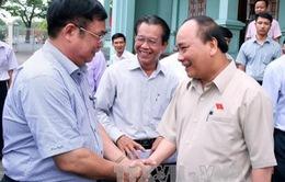 Thủ tướng Nguyễn Xuân Phúc tiếp xúc cử tri huyện Vĩnh Bảo, Hải Phòng
