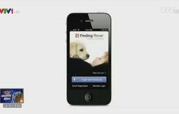 Finding Rover - Ứng dụng miễn phí tìm thú cưng