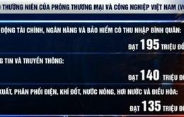 Công bố những ngành có thu nhập, doanh thu cao nhất Việt Nam