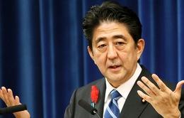 Thủ tướng Nhật Bản cam kết cung cấp tàu tuần tra cho Sri Lanka