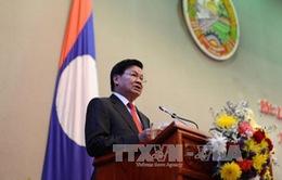 Thủ tướng Lào tiếp Bộ trưởng Bộ Công Thương Trần Tuấn Anh